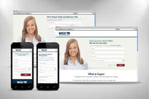 WGU 2-Step Inquiry Form
